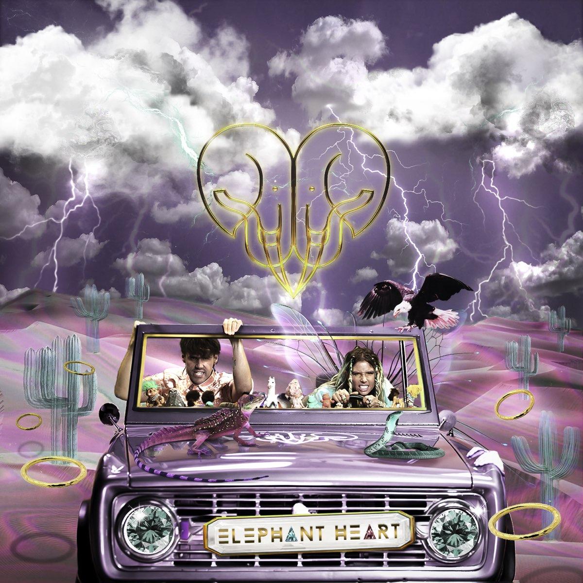 Elephant Heart - The Thunder (Single)