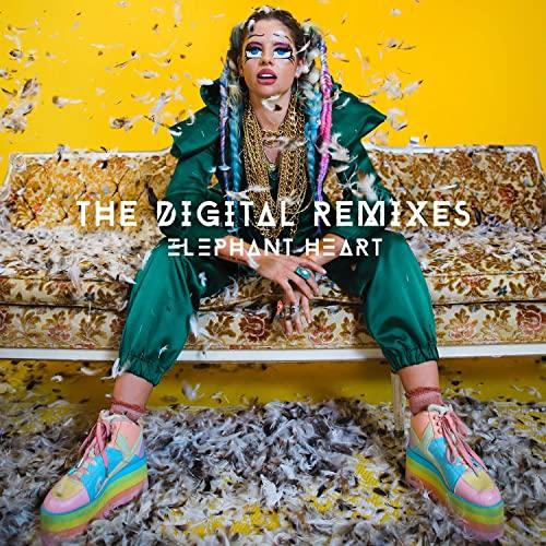 Elephant Heart - The Digital (Single)