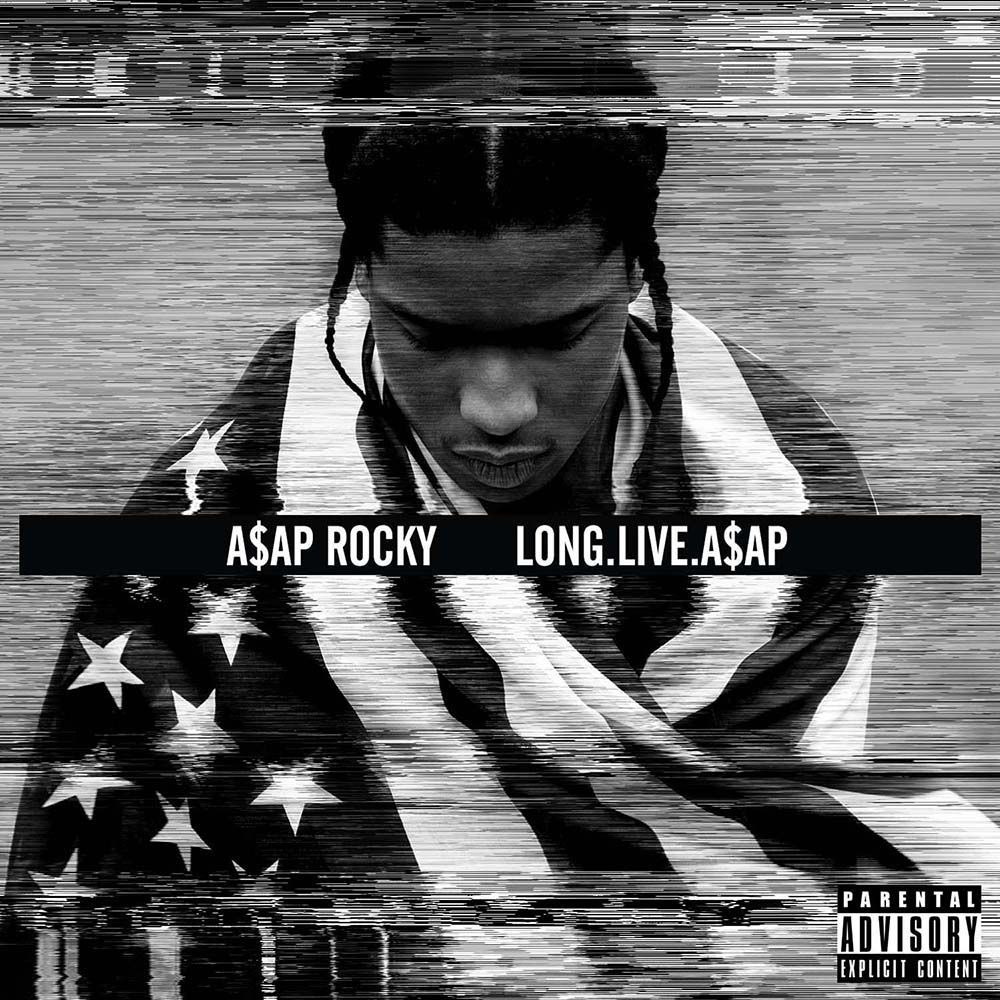 A$AP Rocky - I Come Apart (Feat. Florence Welch)