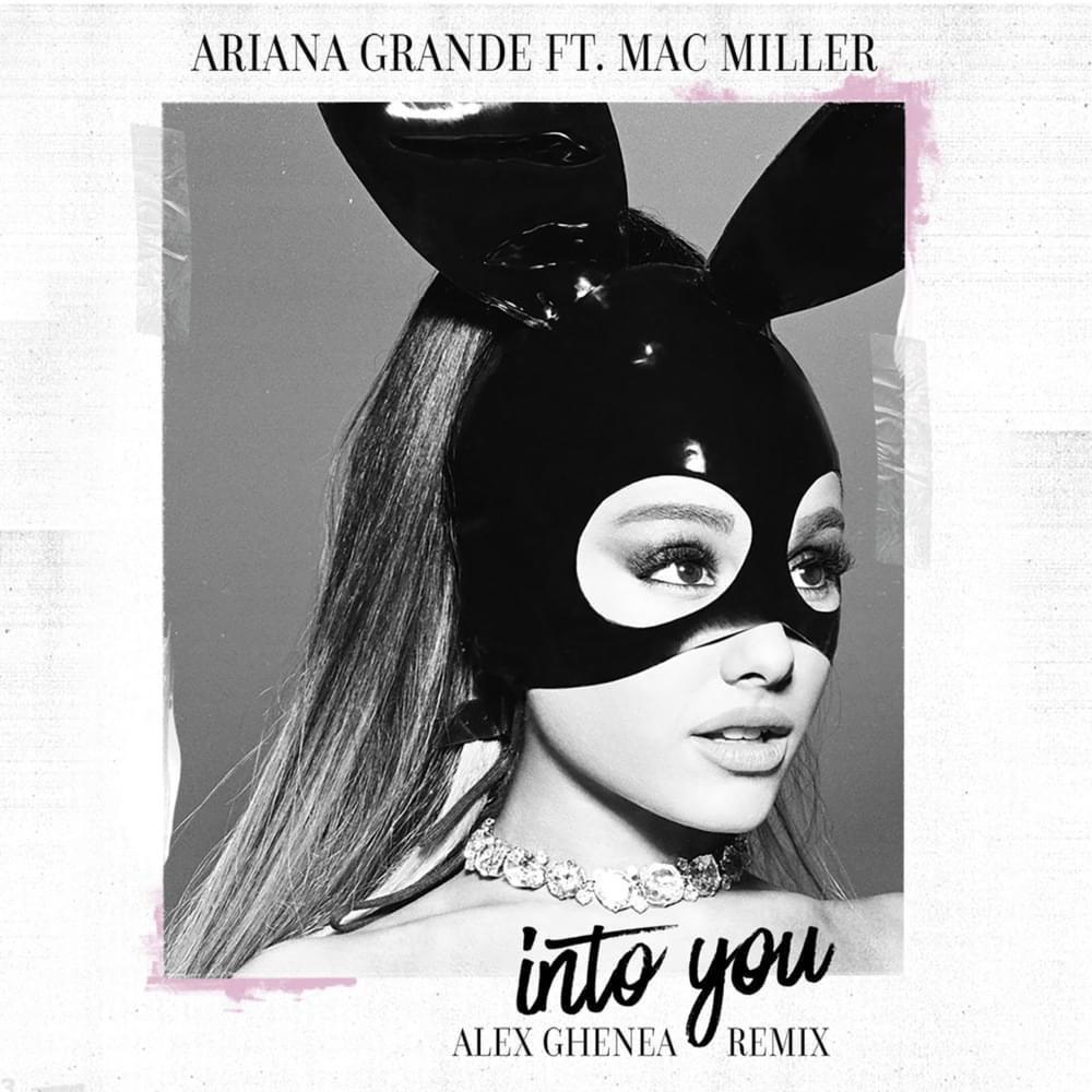 Ariana Grande - Into You (Alex Ghenea Remix)