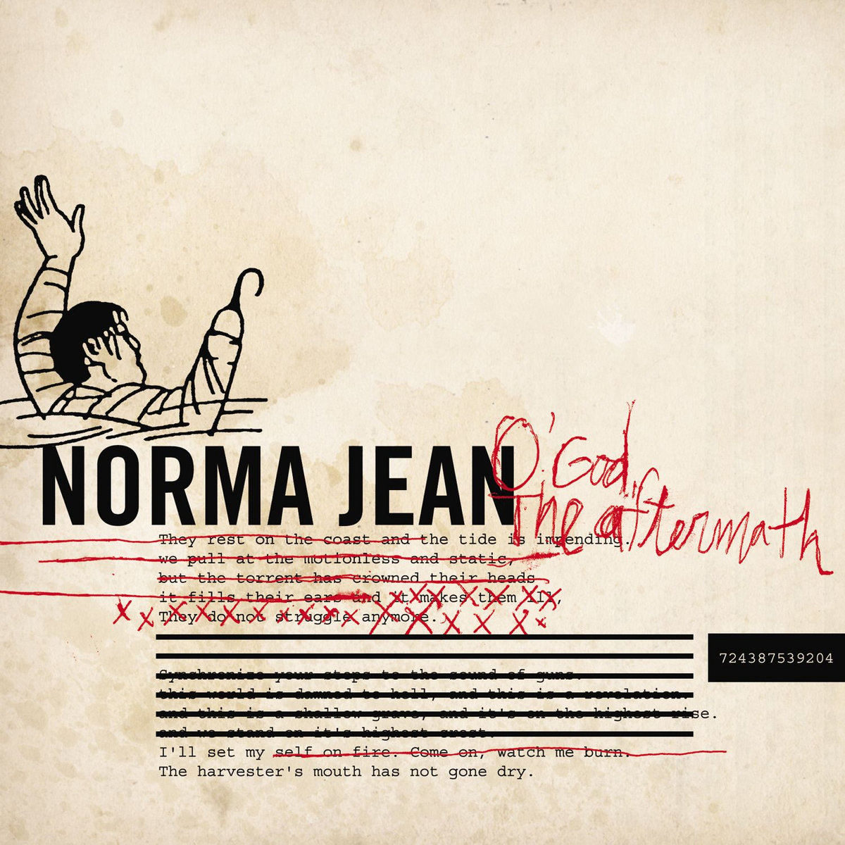 Norma Jean - O' God... The Aftermath