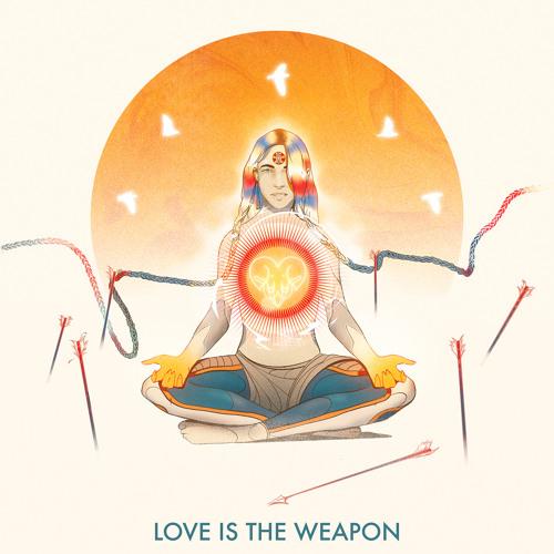 Elephant Heart - Love Is The Weapon (Single)