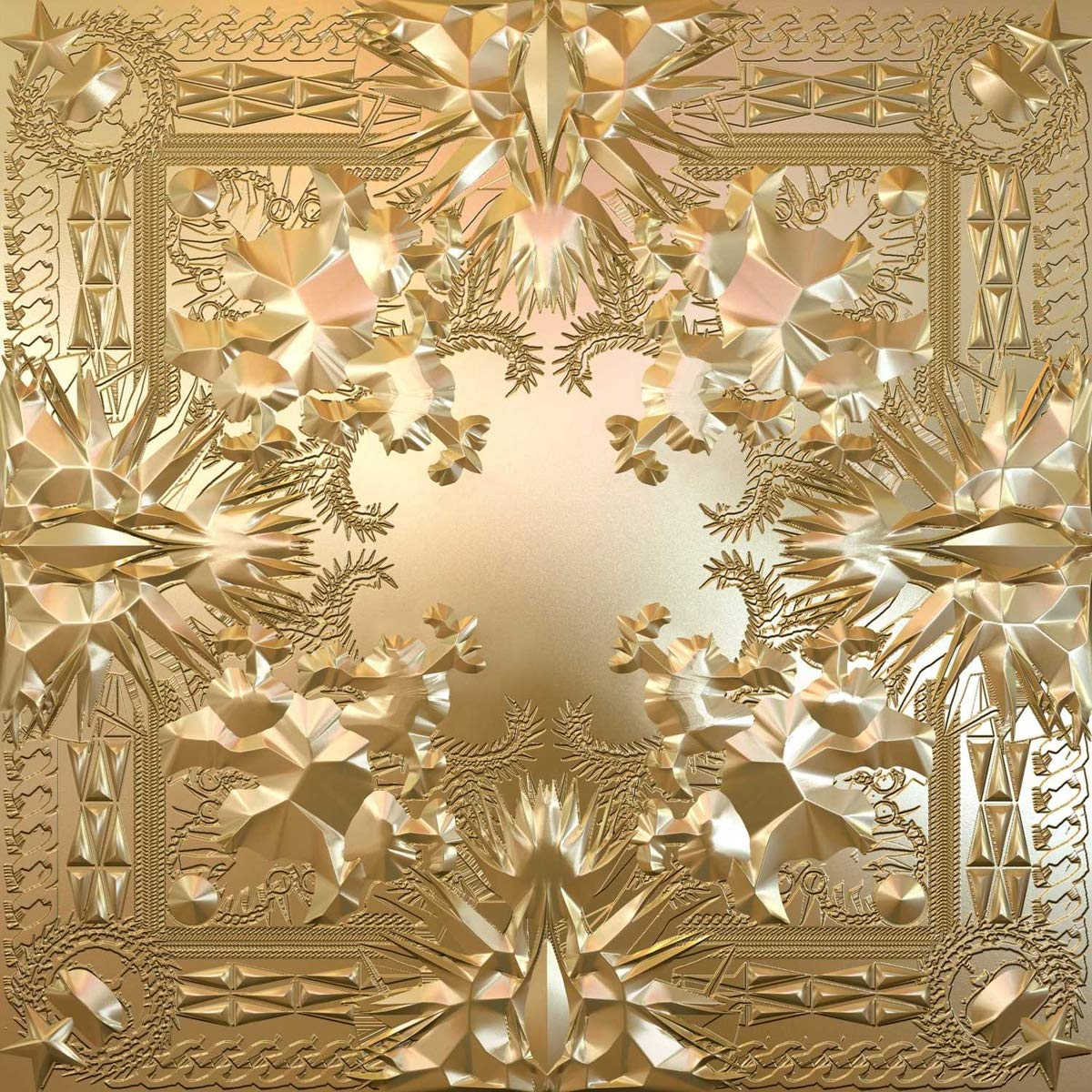Jay Z/Kanye West - Murder To Excellence